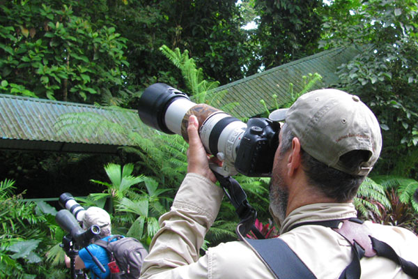 Birding at SVL by Christa Markley